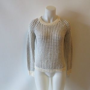 JOIE SEQUINS PULLOVER KNIT SWEATER SZ: XS *